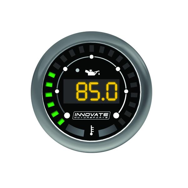 שעון INNOVATE MOTORSPORT לחץ שמן + טמפ' שמן