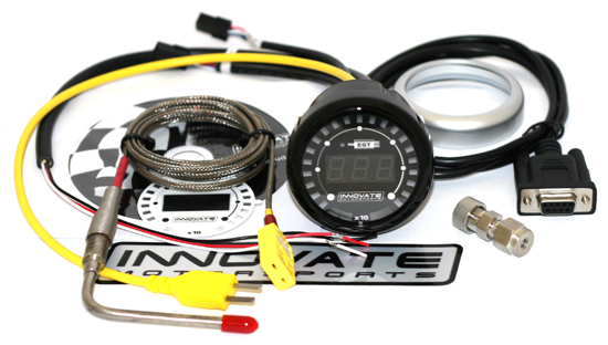 שעון EGT Innovate motorsports