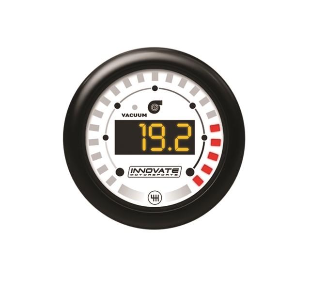 שעון גדישה +שיפט לייט Innovate motorsports